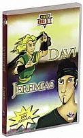 DVD HEROIS DA FE DAVI E JEREMIAS SBB