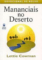 Livros Mananciais do Deserto - Bolso - Lettie Cowman