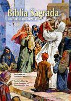 BIBLIA SAGRADA HISTORIAS ILUSTRADAS 9788531105517