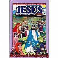 JESUS O EVANGELHO EM QUADRINHOS LILAS