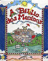 A BIBLIA DOS MENINOS 9788573252217