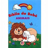 BIBLIA DO BEBE, ANIMAIS 9788575207581