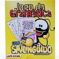 JOGO DA GRAMATICA SMILINGUIDO