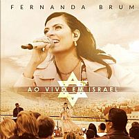 CD Ao Vivo Em Israel Fernanda Brum 7897063616926