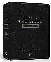 BIBLIA THOMPSON LETRA GRANDE PRETA