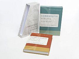 KIT COMENTARIO BIBLICO POPULAR