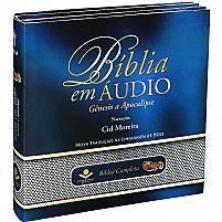 BIBLIA EM AUDIO NTLH COMPLETA 9788531112188