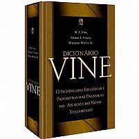 DICIONARIO VINE   W.E. VINE, MERRIL E WILLI 9788578606107