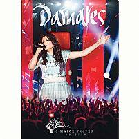 DVD DAMARES O MAIOR TROFEU AO VIVO 888750515292