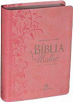 BIBLIA RC DA MULHER  ROSA CLARA 7898521801984