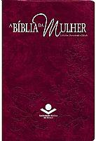A Bíblia da Mulher - Grande - Atualizada (Púrpura Nobre)