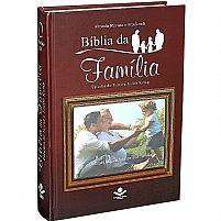 Bíblia da Família com Janela para Foto 7898521814342