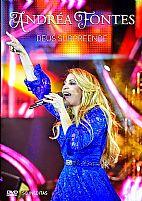 DVD ANDREA FONTES DEUS SURPREENDE INÉDITAS 7891430136697