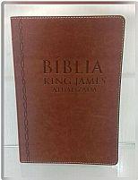 BIBLIA KING JAMES MARROM    9788581580388