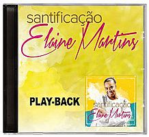 SANTIFICAÇÃO ELAINE MARTINS PLAYBACK