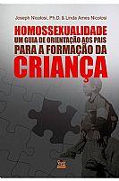 livro homossexualidade um guia de orientação aos pais para a informação da criança  9788588315648