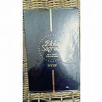 BIBLIA SAGRADA NVI LETRA GIGANTE AZUL