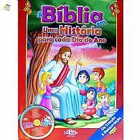 A BIBLIA EM UMA HISTÓRIA PARA CADA DIA DO ANO 9788573980936