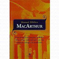 manual biblico  macarthur  9788578606466