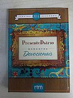 PRESENTE DIARIO MOMENTOS DEVOCIONAIS ANO 2016 Capa Dura Feminina Brochura 9788589558525
