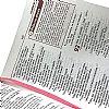 BIBLIA DE ESTUDO PLENITUDE PARA JOVENS FLORES 7898521811600