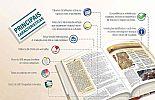 BIBLIA DE ESTUDO ARQUEOLOGICA LUXO PRETA 9788000003085