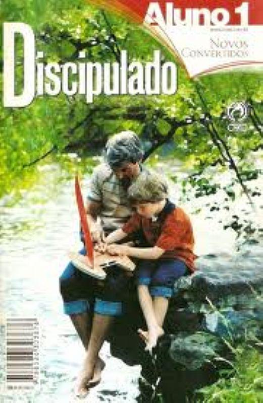 DISCIPULADO ALUNO 1